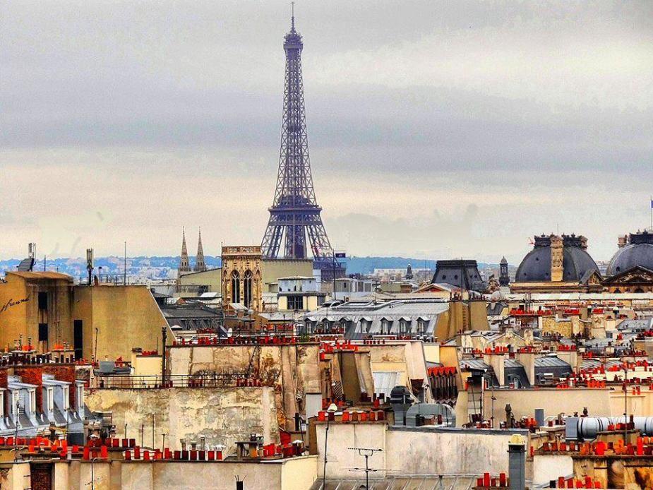 Paris, le Paradis